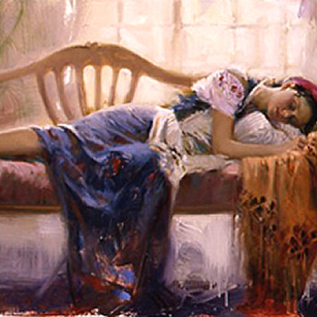 At rest by Daeni Pino